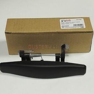 Ручка двери наружная левая чёрная FranceCar (Китай), аналог 8200733848, для Рено Дастер