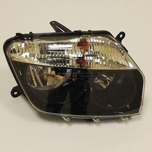 Фара передняя правая (темная) 4х4 Depo (Тайвань), аналог 260101891R, для Рено Дастер