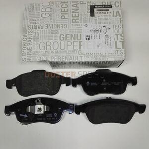 Передние тормозные колодки (1.5 D; 2.0) Renault оригинал (Франция), 410605961R, для Рено Дастер