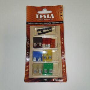 Предохранители, комплект Tesla (Чехия), для Рено Дастер