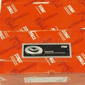 Диск тормозной передний (280 мм), комплект TRW (Англия), аналог 402060010R, для Рено Дастер