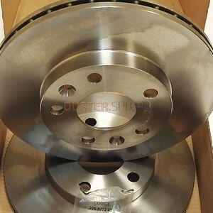 Диск тормозной передний (269 мм), комплект #2