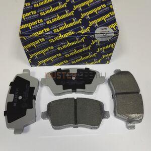 Передние тормозные колодки (1.6 16V) BM (Китай), аналог 410608481R, для Рено Дастер