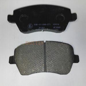 Передние тормозные колодки (1.6 16V) #2