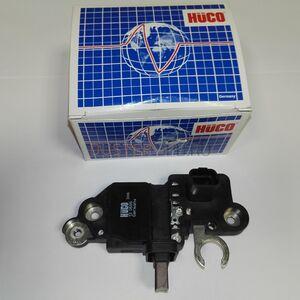Регулятор напряжения (генератор BOSCH) Huco (Германия), аналог 6001548087, для Рено Дастер
