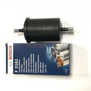 Фильтр топливный 2,0 (вместо болванки под капотом) Bosch (Германия), аналог 8200386495, для Рено Дастер
