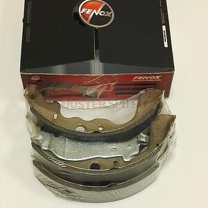Колодки тормозные задние , комплект 4x2 Fenox (Беларусь), аналог 7701210109, для Рено Дастер