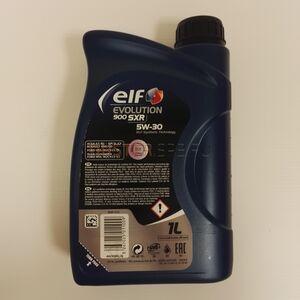 Масло моторное ELF EVOLUTION SXR 5W30 (1 л) синтетика  #1
