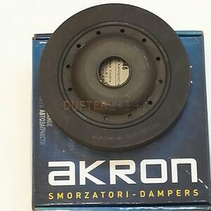 Шкив коленвала 1,6  ремня генератора (8200392683) Malo (Италия), аналог 8200313231, для Рено Дастер