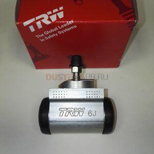 Цилиндр тормозной задний левый 4x4 TRW (Англия), аналог 441004731R, для Рено Дастер