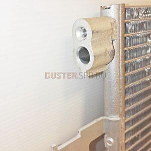 Радиатор кондиционера 1,6; 2,0 #1
