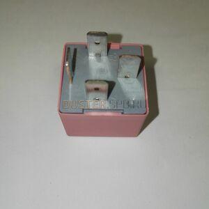 Реле 40А вентилятора (4 контакта, розовое) #2