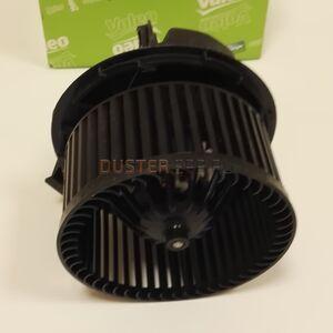 Мотор отопителя для а/м без кондиционера #4