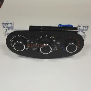 Панель управления отопителем с кондиционером и кнопкой обогрева заднего стекла Renault оригинал (Франция), 275109055R, для Рено Дастер