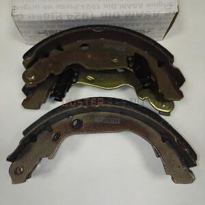 Колодки тормозные задние  к-т 4x4 #1