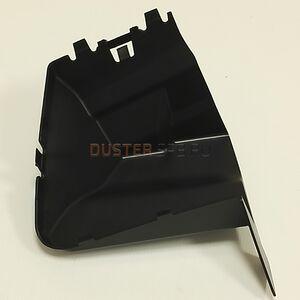 Дефлектор радиатора в бампер правый #2