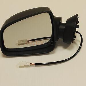 Зеркало заднего вида с подогревом и электрорегулировкой (бол.) левое TYC (Тайвань), для Рено Дастер