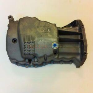 Картер двигателя  (поддон) 1,6 Renault оригинал (Франция), 7711120025, для Рено Дастер