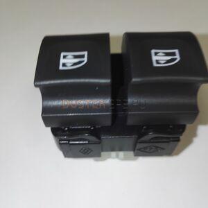 Кнопка стеклоподъемника двойная Renault оригинал (Франция), 8200108273, для Рено Дастер