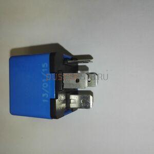 Реле 40А (4 контакта, голубое) #1