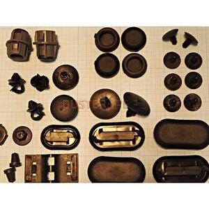 Комплект пистонов переднего бампера  #4