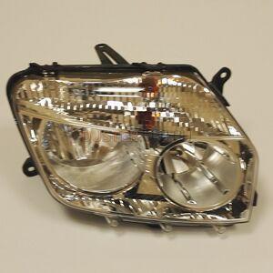 Фара передняя правая (хром) 4х2 Automotive lighting (Россия), аналог 260100067R, для Рено Дастер
