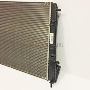 Радиатор охлаждения 1,6; 2,0 с кондиционером АКПП #4