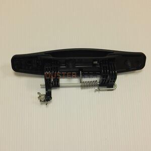 Ручка двери наружная правая чёрная Renault оригинал (Франция), 806067380R, для Рено Дастер