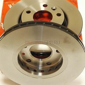 Диск тормозной передний (280 мм), комплект #3