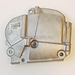 Кронштейн правой подушки двигателя 1,6 (крышка шестерни ГРМ) Renault оригинал (Франция), 8200487939, для Рено Дастер