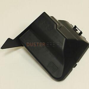 Дефлектор радиатора в бампер правый Renault оригинал (Франция), 214949303R, для Рено Дастер
