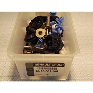 Комплект пистонов крышки багажника  Renault оригинал (Франция), 600388926R, для Рено Дастер