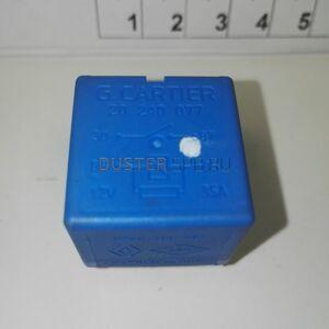 Реле 35А (4 контакта, голубое) #1