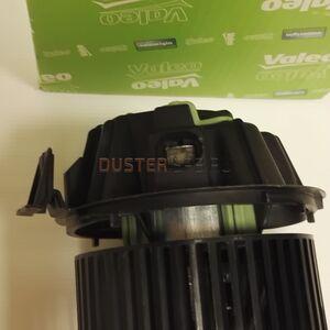 Мотор отопителя для а/м с кондиционером #3