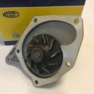 Водяной насос (помпа) 1,5 dCi Magneti Marelli (Италия), аналог 7701478031, для Рено Дастер
