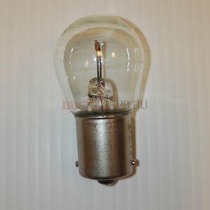Лампа одноконтактная 12V 21W  #1