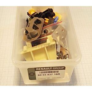 Комплект пистонов двери  Renault оригинал (Франция), 600383718R, для Рено Дастер
