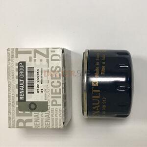 Фильтр масляный 2,0 Renault оригинал (Франция), 8200768913, для Рено Дастер