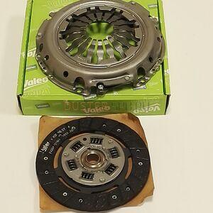 Сцепление под гидравлический подшипник (корзина+диск) 1,6  2WD Valeo (Франция), аналог 302050901R, для Рено Дастер