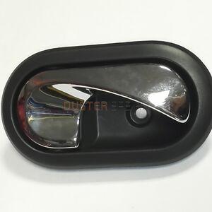 Ручка внутрисалонная правая (хром) #1