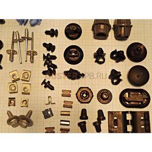 Комплект пистонов переднего бампера  #3