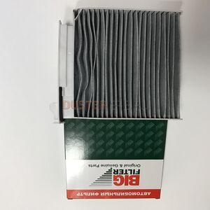 Фильтр салонный угольный  BIG (Россия), аналог 272772835R, для Рено Дастер