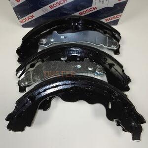 Колодки тормозные задние , комплект 4x2 Brembo (Италия), аналог 7701210109, для Рено Дастер