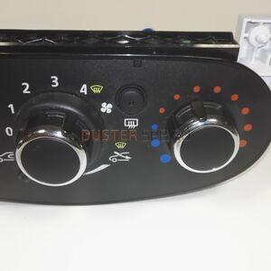 Панель управления отопителем с кондиционером и кнопкой обогрева заднего стекла #1
